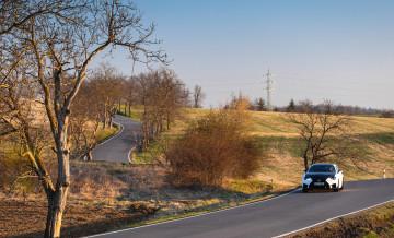 Lexus RCF TE jízda_10