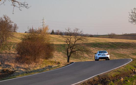 Lexus RCF TE jízda_8