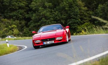 Ferrari 348 vs 512TR_85