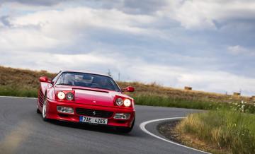 Ferrari 348 vs 512TR_88