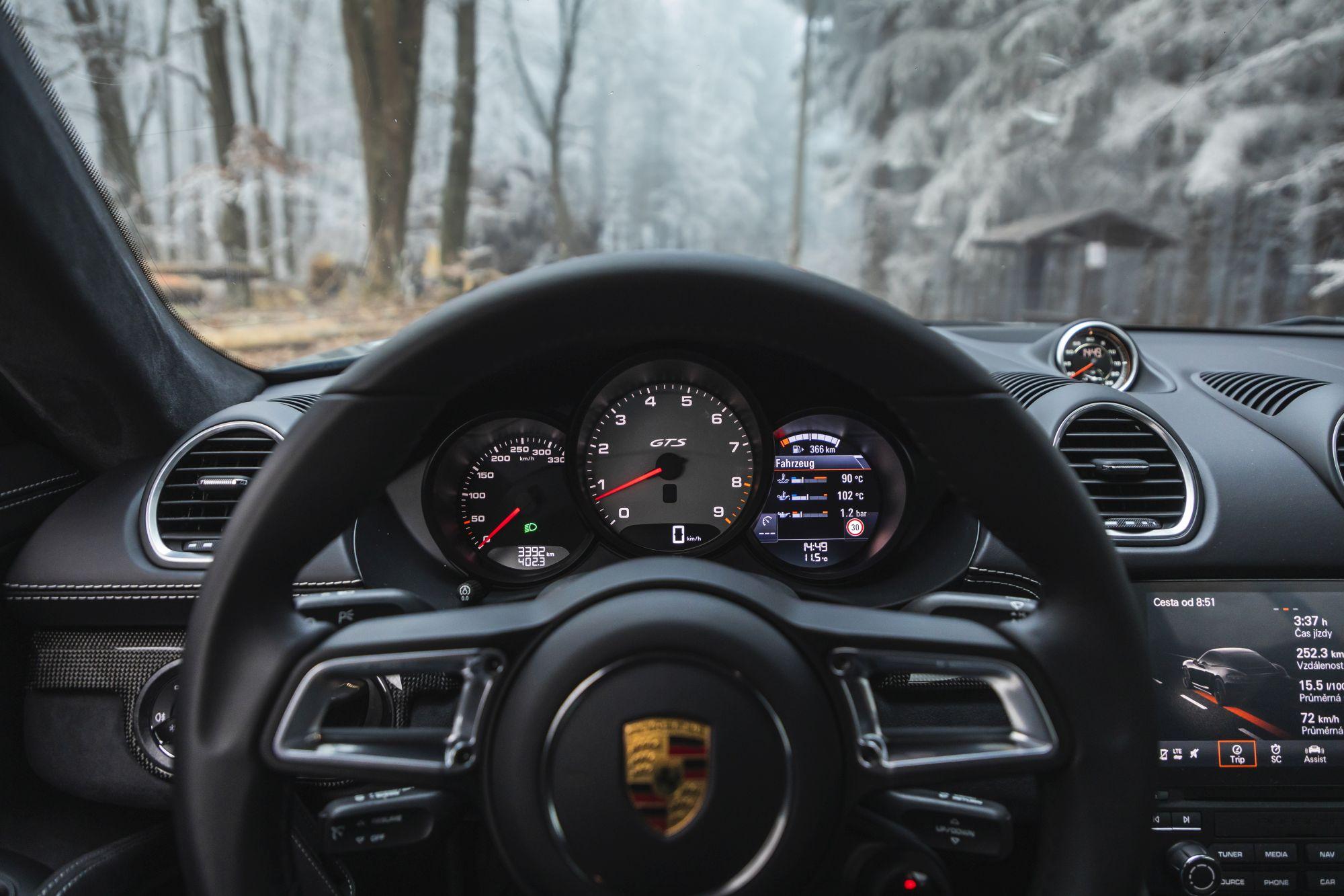 Porsche 718GTS _61