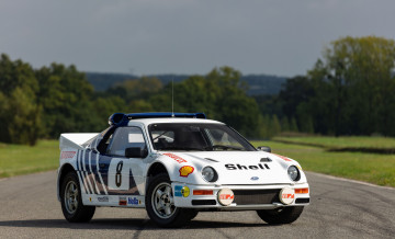 Ford RS200 GroupB