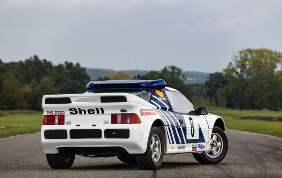 Ford RS200 GroupB 2