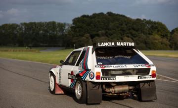 Lancia S4 GroupB 4