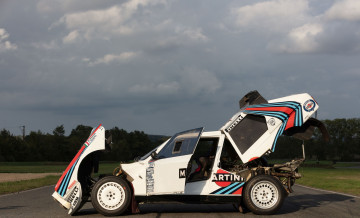 Lancia S4 GroupB 7