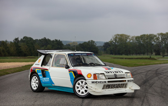 Peugeot 205 Turbo GroupB 1