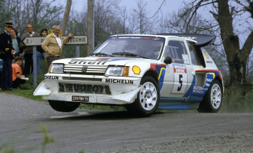 Peugeot 205 Turbo GroupB 2
