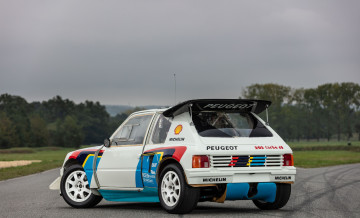 Peugeot 205 Turbo GroupB 3