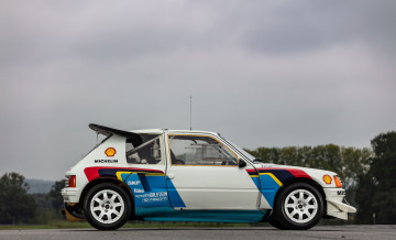 Peugeot 205 Turbo GroupB 5