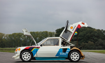Peugeot 205 Turbo GroupB 7
