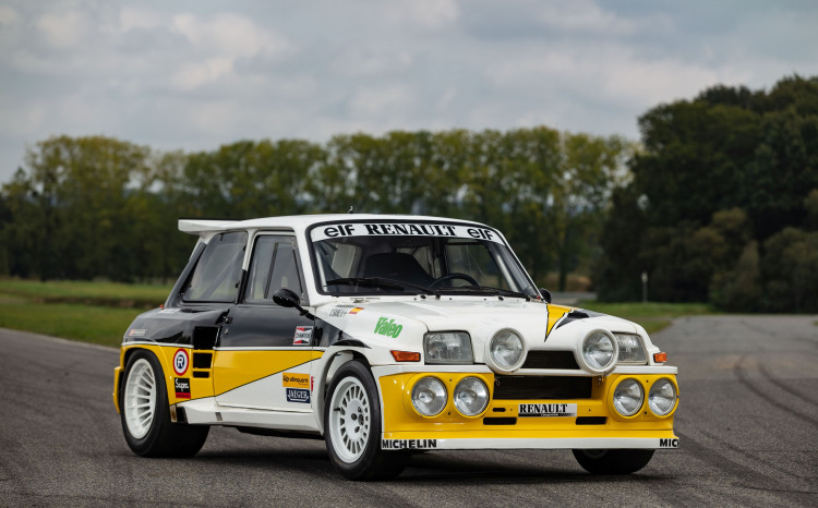 Renault5 Turbo GroupB 1