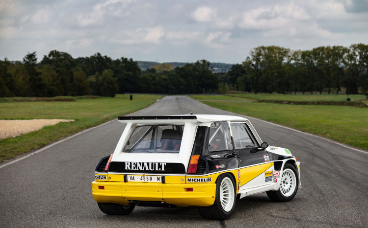Renault5 Turbo GroupB 2